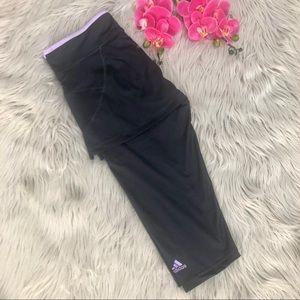 va a decidir De hecho empleo  adidas Pants & Jumpsuits | Barricade Skirt Leggings Nwt | Poshmark
